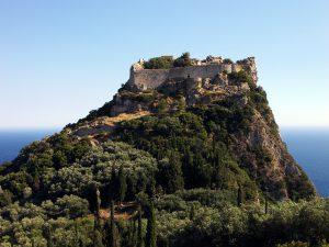 Angelokastro Corfu