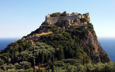 Rambling around colourful Corfu