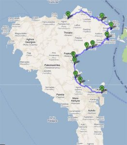 corfu-route-1