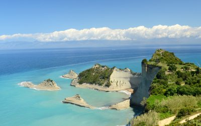 Corfu a mature tourist island