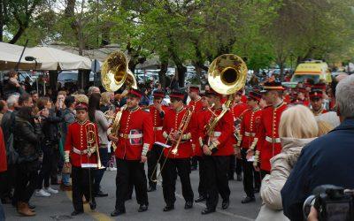 Corfu Music: Philharmonics in the Streets of Corfu