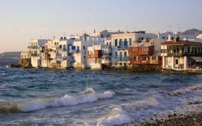 Mykonos: Greek Island of the Winds