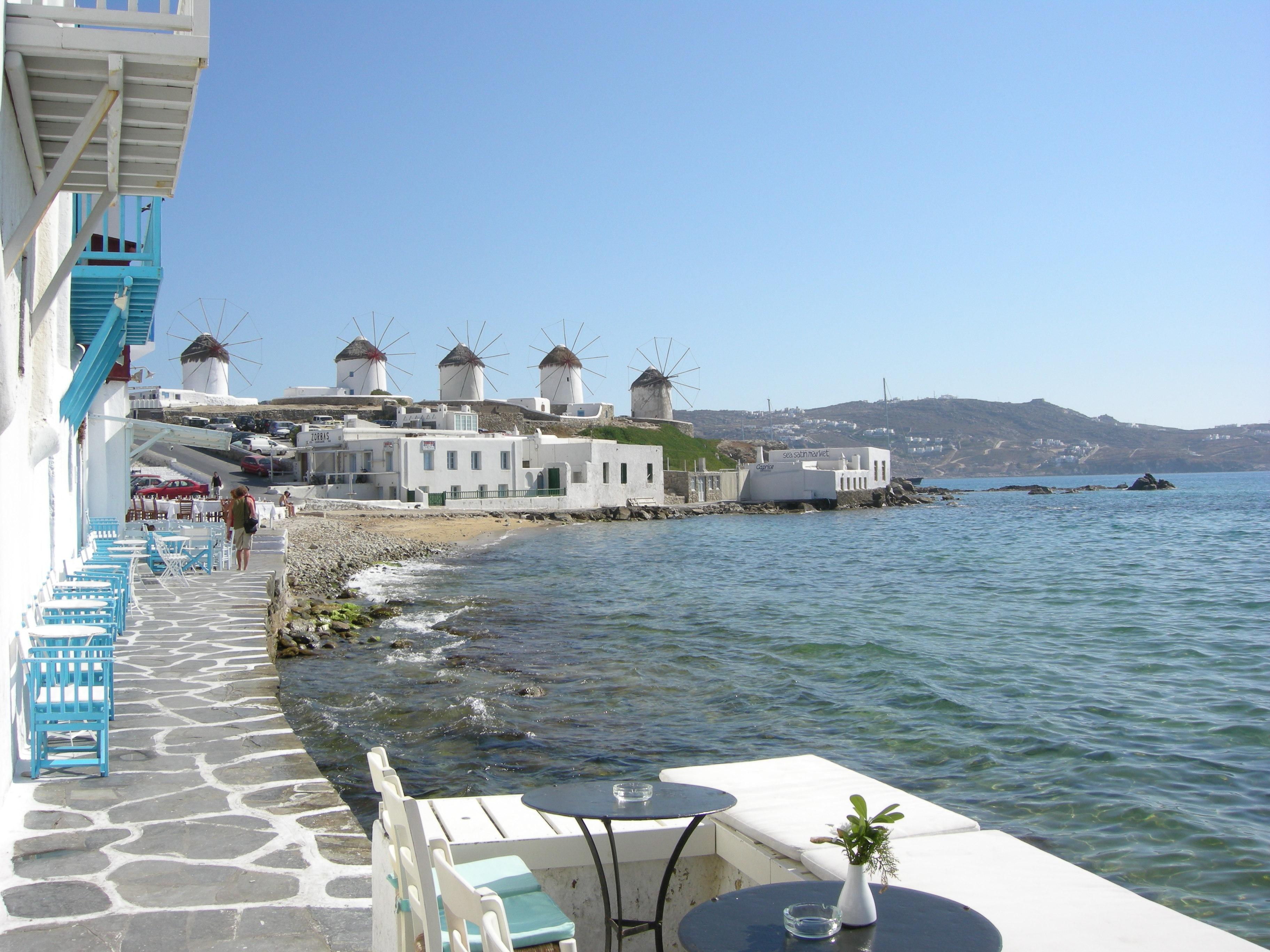Mykonos Greece For Visitors