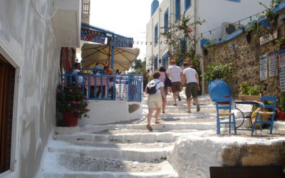 Greece sees boost in UK visitors
