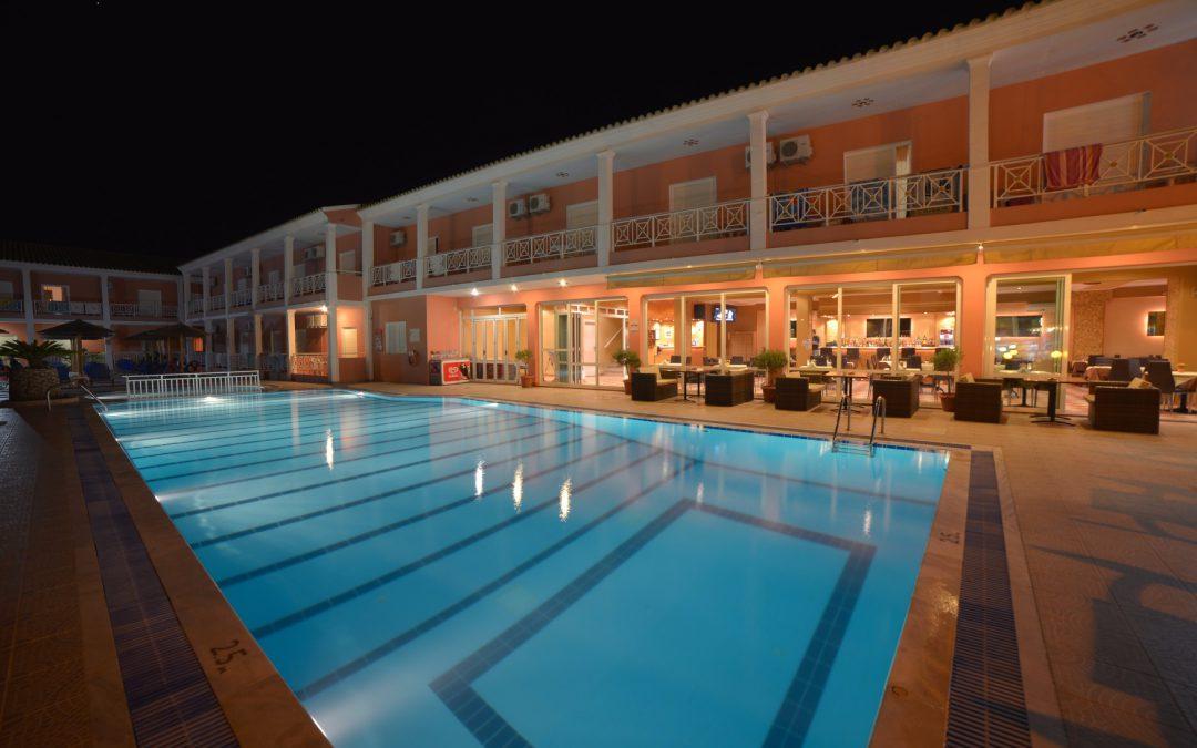 Angelina Hotel, Sidari, Corfu