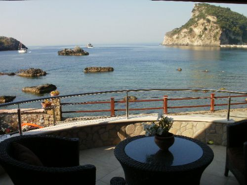 Villa Yannis On The Beach, Paleokastritsa, Corfu