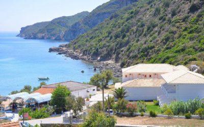 Pension Vrachos, Agios Georgios (Pagoi)