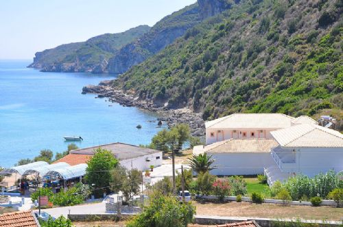 Pension Vrachos, Agios Georgios (Pagoi)