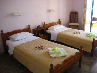 Naftis Apartments, Pelekas, Corfu