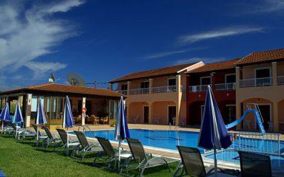 Koursaros Apartments, Sidari, Corfu