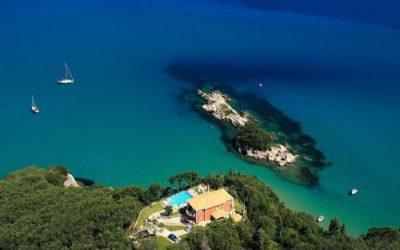 St.Nicholas Beach House, Agios Spyridonas (Peritheia)